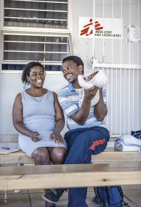 Behandlung bei HIV und Tuberkolose in Swaziland (Foto: Ärzte ohne Grenzen)